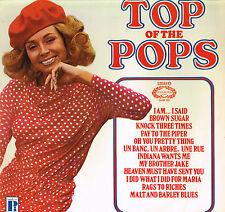 "TOP OF THE POPS Vol.17  12"" LP STEREO Hallmark UK 1971 SHM 740 @David Bowie"