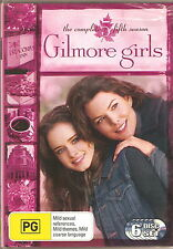 GILMORE GIRLS - Series 5. Lauren Graham, Alexis Bledel (6xDVD SLIM BOX SET 2006)