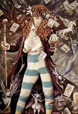 """The Magician"" by Brian Froud"