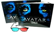 AVATAR COLLECTOR'S VAULT BOOK ~ 3D GLASSES INCLUDED ~ SAVE 50%!