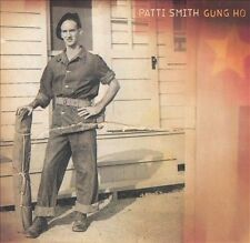 Gung Ho by Patti Smith CD, 2000, Glitter In Their Eyes, Strange Messengers LN