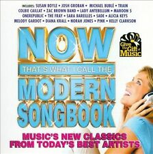 Now That's What I Call The Modern Songbook (CD 2011) Onerepublic~Michael Buble +