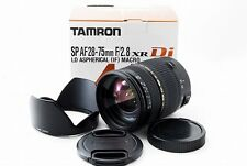Verygood Tamron SP A09 28-75mm f/2.8 LD XR Di IF Lens For For Canon