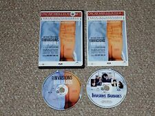 The Barbarian Invasions 2-Disc DVD Complete Denys Arcand Les Invasions Barbares