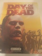 Day of the Dead (DVD) 2-Disc! George A. Romero, Lori Cardille, ANCHOR BAY! NEW!
