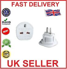 UK TO USA US AMERICA / AUSTRALIA / NEW ZEALAND TRAVEL PLUG POWER ADAPTOR