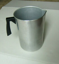 Aluminum 4 Pounds Pouring Pot For Melting Wax Candle & Soap Making #14
