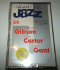 Giants of Jazz 26 Gibson, Carter, Gant -SEALED