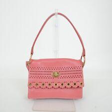 Authentic MIU MIU Leather Handbag from JAPAN