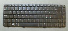 Laptop Hp Dv2000 462753-dh1 Teclado nórdicos marrón