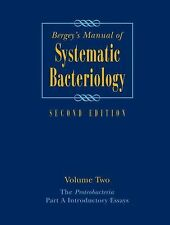 Bergey's Manual® of Systematic Bacteriology Pt. B, Vol. 2 : The...