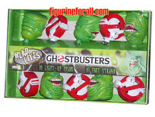 "GHOSTBUSTERS Slimer & Logo Head Lites 10"" String Decorative Light Set NEW NECA"