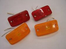 COLEMAN FLEETWOOD VINTAGE CLEARANCE LIGHTS 1985 SEQUOIA