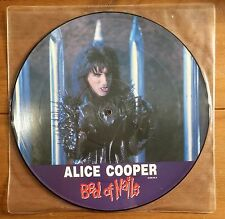 "Alice Cooper - Bed Of Nails  12""  Picture Disc Vinyl"