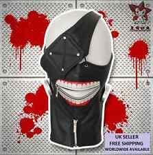 Tokyo Ghoul Kaneki Ken Regolabile Cerniera Cintura Sostegno Maschera Halloween