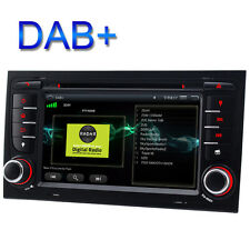 Android 5.1.1 Quad CPU Autoradio DVD GPS NAVI für Audi A4 S4 RS4 Seat Exeo WiFi