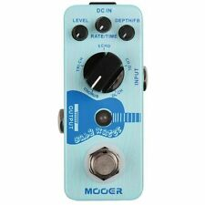 Mooer Baby Water Acoustic Guitar Delay & Chorus Pedal