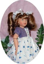 Monique Doll Wig 5/6 fits Some Berdine Creedy dolls, others, Synthetic Mohair