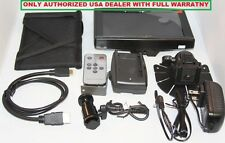 "Lilliput 7"" 619A 1080P Camera Field Monitor+SunShade+F970 Adaptor+HDMI+Hot shoe"
