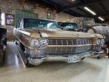 1964 Cadillac DeVille Base Hardtop 2-Door