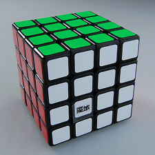 US Sell YJ Moyu Aosu 4x4 Magic Cube Speed Puzzle Black Brain Storm Children Gift