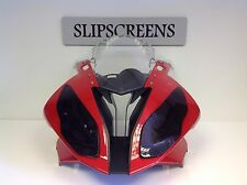 BMW S1000RR 2015 twin symmetrical HEADLIGHT PROTECTORS, MADE IN UK,  4 colours.