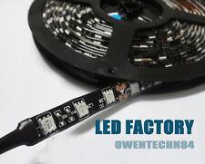 Hi-Quanlity Waterproof 5M 5050 SMD 300 LED Red Flexible Strip Car Lights 24V