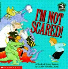 I'm Not Scared!: A Book of Scary Poems (Read With Me) by Himmelman, John