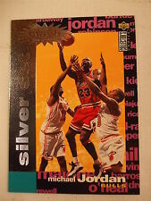 1995-1996 UD Collectors Choice Crash the Game 30 Card Silver Set Jordan, Barkley