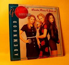 Cardsleeve Single CD Linda, Roos & Jessica Ademnood 2TR 1995 Karaoke, Pop Vocal