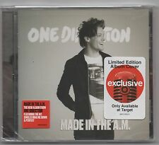 One Direction Made in the A.M. Target Exclusive Louis Tomlinson Cover Artwork