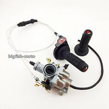 PZ30 30mm Carburetor Throttle Grips Cable 200CC 250cc Engine Dirt Bike Motocross