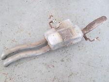 Endschalldämpfer VW Golf 3 VR6 VARIANT SYNCRO Auspuff 1H0119Q