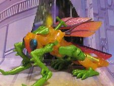 Transformers Beast Wars BUZZCLAW Complete Grasshopper Figure