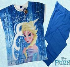 Disney frozen pyjames ladies size 14/16