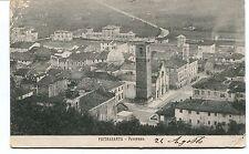 Anni '30 Pietrasanta panorama Guller dest. Lucca FP B/N VG