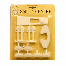 Baby Home Security Safety Centre For Baby Proofing Plug Protector Cupboard Locks