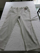 SALE TONI DRESS Sport  Trousers  Beige  Size 26 32L Cotton Blend  RRP £95