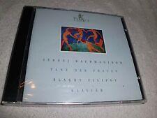 Sergej Rachmaninoff - Blagoy Filipov - Tanz der Frauen - CD OVP