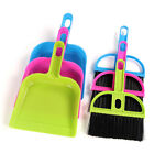 Plastic Dust Pan Broom Brush Set Keyboard Computer Home Room Cleaning Use Tools