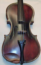Old French JTL 4/4 violin in good playing order & condition case new bow & Rosin