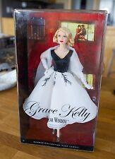 Barbie Collector Rear Window Grace Kelly Doll - NEW
