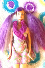 REDUCED! 2004 GLAM 'N JAM Barbie #1847 Color-Changing Hair & Made-to-Move Body!!