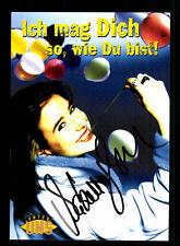 Isabell Hertel Unter Uns Autogrammkarte Original Signiert # BC 61069