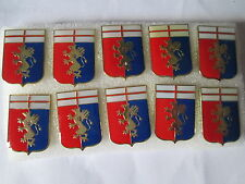 lotto 10 pins lot GENOA FC club spilla football calcio pins broches spille