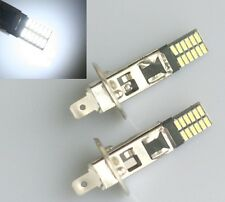 H1 24-SMD HID Xenon White LED Replacement Bulb For Fog Light DRL Driving 6500K