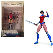 JUSTICE LEAGUE WAR WONDER WOMAN AF ACTION FIGURE DC COMICS