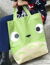 Studio Ghibli My Neighbor Totoro Canvas Shoulder Bag-002