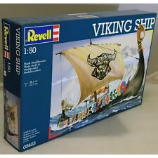 Revell 05403 Viking Ship 1/50 Scale Ship Model Kit