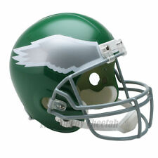 PHILADELPHIA EAGLES 74-95 THROWBACK FOOTBALL HELMET – RIDDELL FULL SIZE REPLICA